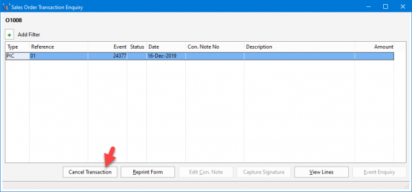 how do I print or cancel an existing picking slip 3-2 949x443