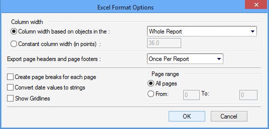export to excel 3