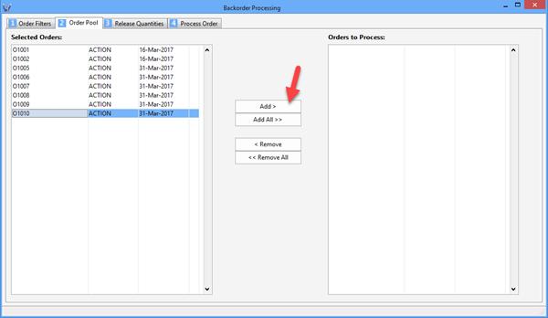 process picking slips from backorder screenshot 3