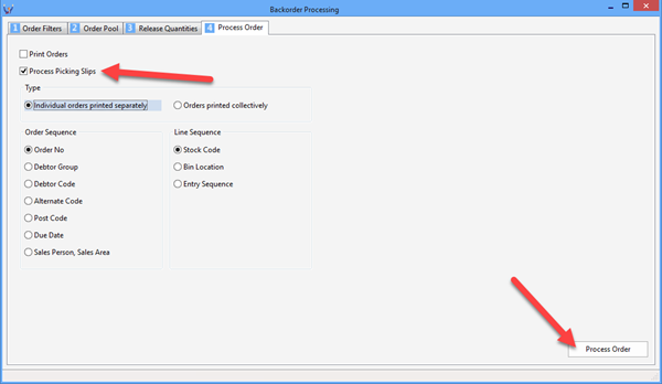 process picking slips from backorder screenshot 5