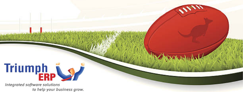 Footy Tipping with Triumph ERP