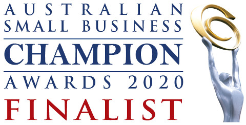 Australian small business champion awards finalist logo 480x244