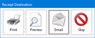 receipt destination screenshot sample 323x130
