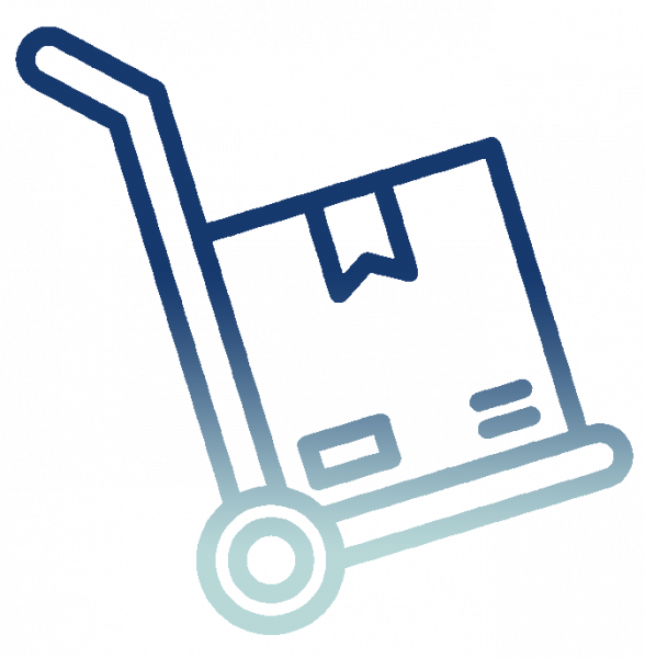 Wholesale and Distribution icon