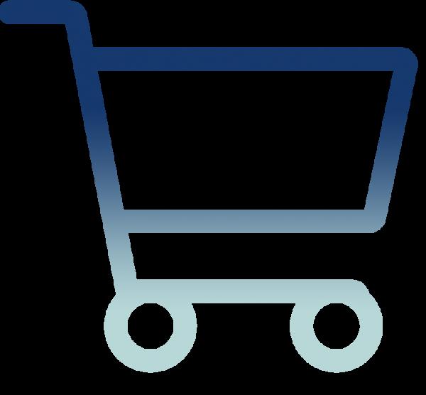 retail shopping cart