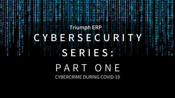 cybersecurity series part one