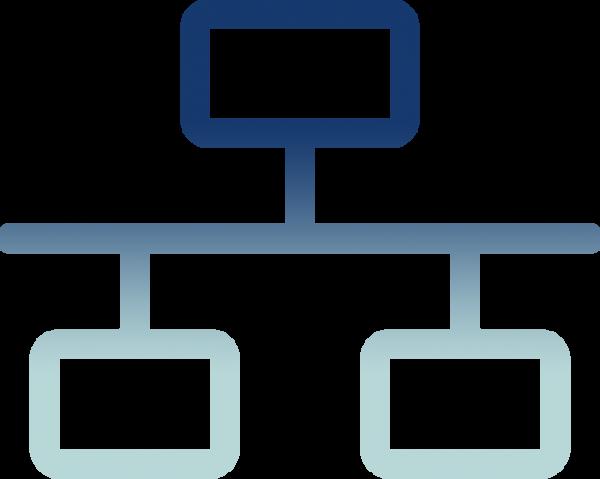 Triumph ERP icon modules network