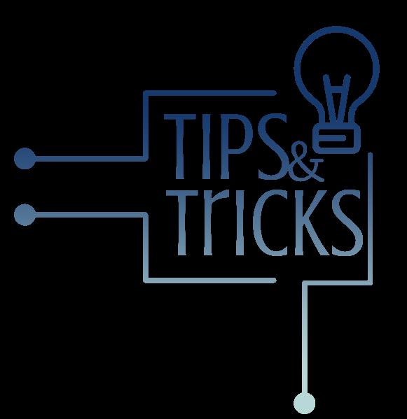 Triumph ERP icon tips and tricks