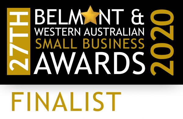 Triumph nominated as a finalist for the Belmont Small Business Awards 2020