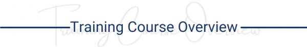 Triumph Training Courses Overview