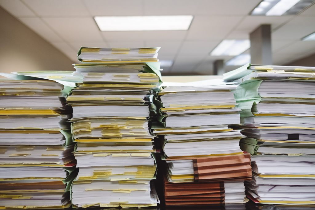 Outgrown Traditional Accounting Processes
